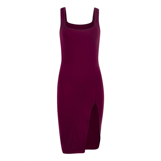 Women Bodycon Mini Short Dress