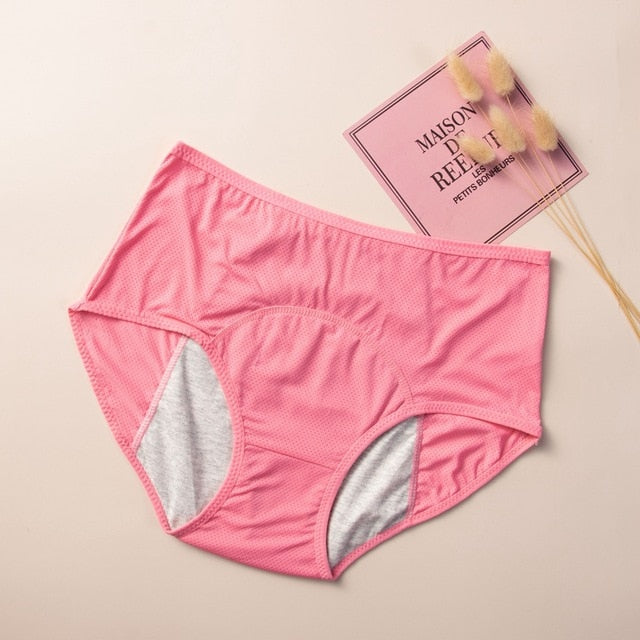 Leak Proof Menstrual Panties