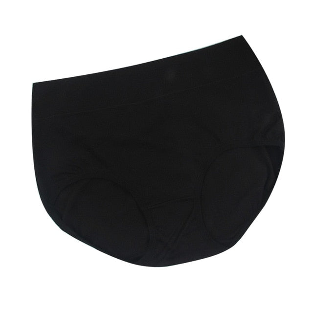 Comfortable Cotton High waist Ultra-thin Panties