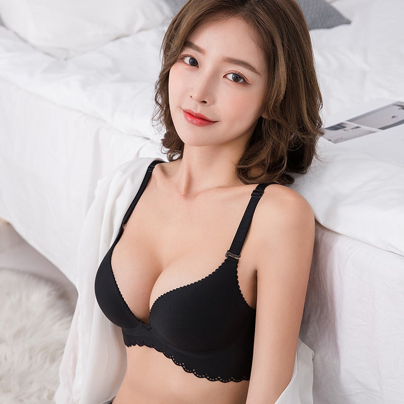 Cotton Bra Wire Free