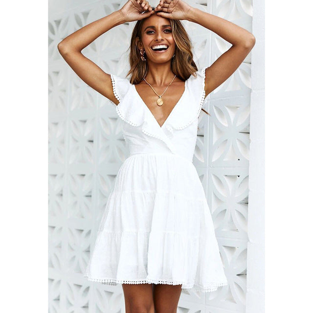 Sexy Cover Up Bikini Women Swimsuit Cover-up