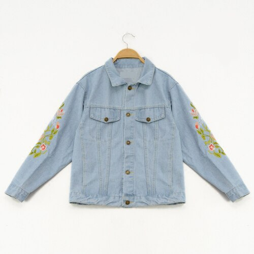 Women's fashion casual Denim Jacket