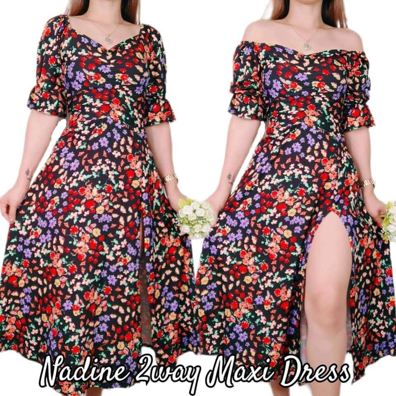 NADINE TWO WAY DRESS
