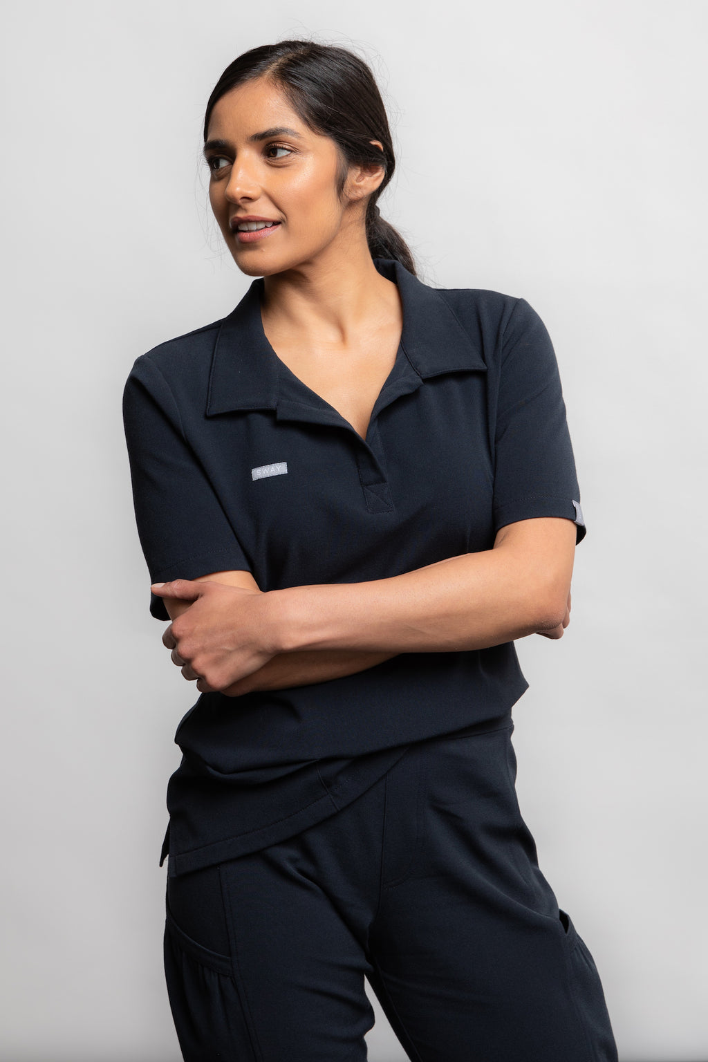 Polo Top - swayscrubs