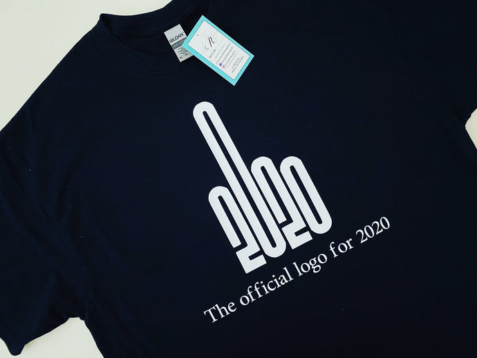 Official Logo of 2020 T-shirt