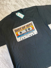 Load image into Gallery viewer, retro tshirt cassette tape birthday