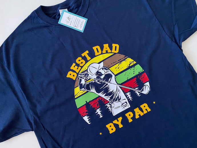Father's Day: Best Dad By Par