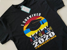 Load image into Gallery viewer, I Survived - Class of 2020 Tshirt
