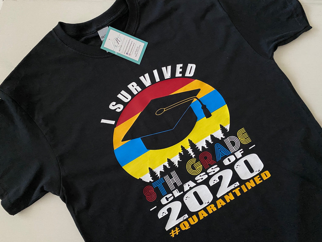 I Survived - Class of 2020 Tshirt