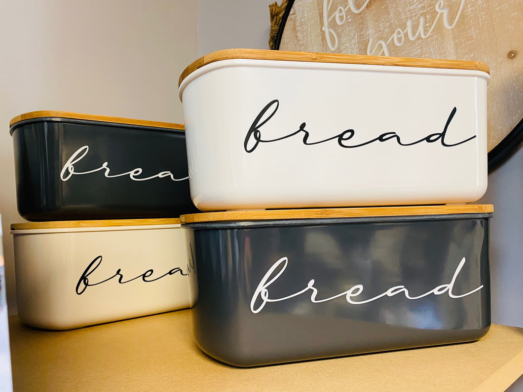 Farmhouse: Bread Box
