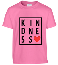 Load image into Gallery viewer, Pink Shirt Day: Kindness (Heart)