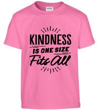 Load image into Gallery viewer, Pink Shirt Day: Kindness Fits All