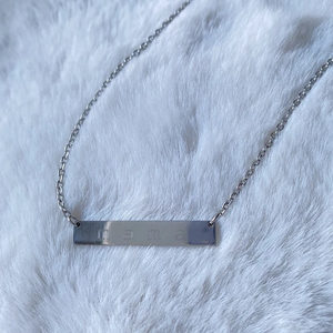 H2H: Mama Bar Necklace