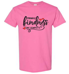 Pink Shirt Day: Sprinkle Kindness Like Confetti