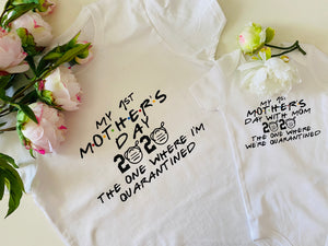 COVID-19 Mother's Day 2020 T-shirt