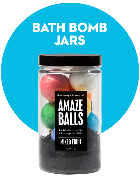 Icon for Bath bomb jars.