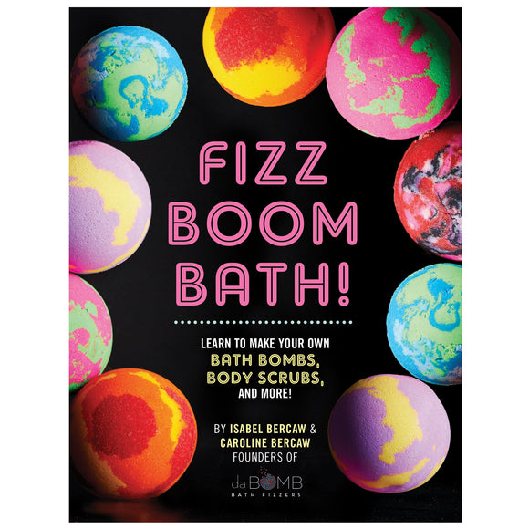 Fizz Boom Bath! hardcover book