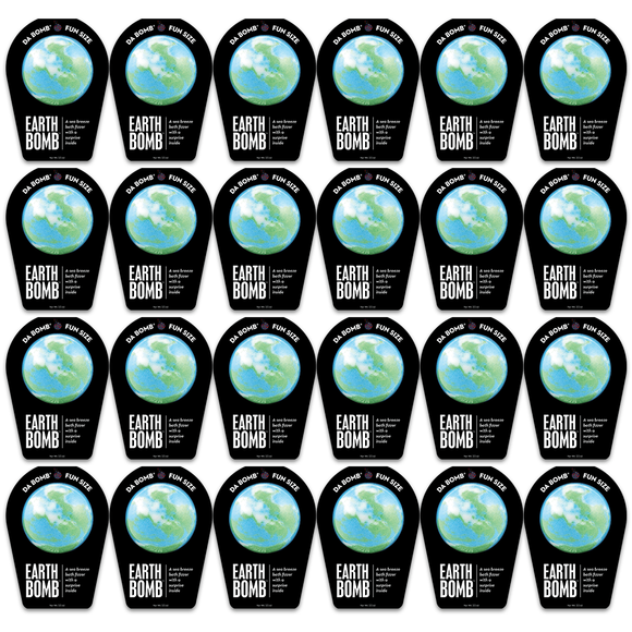 Fun Size Earth Bomb 24-Pack