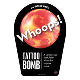 Whoops Tattoo Bath Bomb