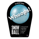 Whoops Snowball Bath Bomb