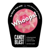 Whoops fun size candy blast!