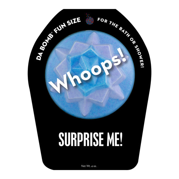 Surprise me! Fun Size Whoops Blast Body Scrub