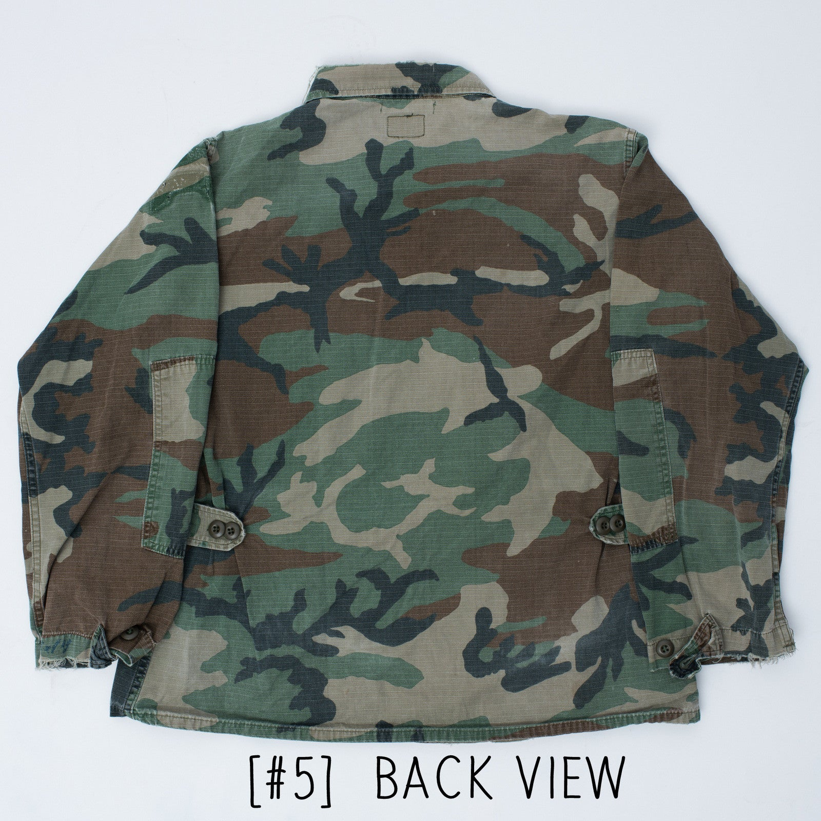 Butterfly BDU Coat