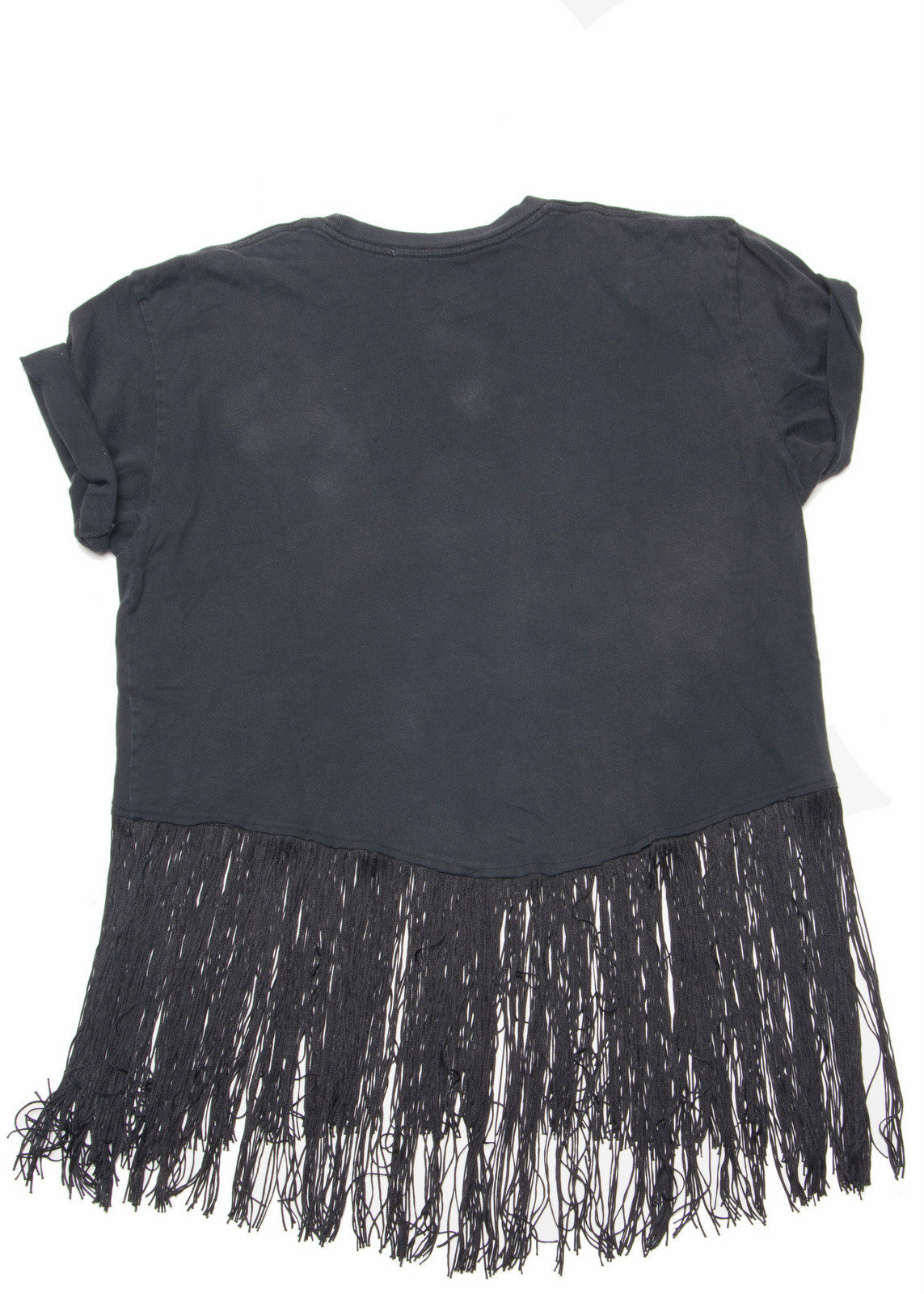Biatch Velvet- Fringe Top