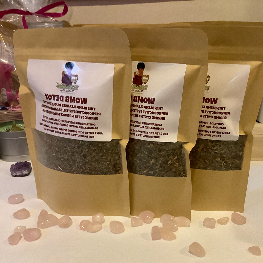 Womd detox Trio - Wholistic Healing Shop