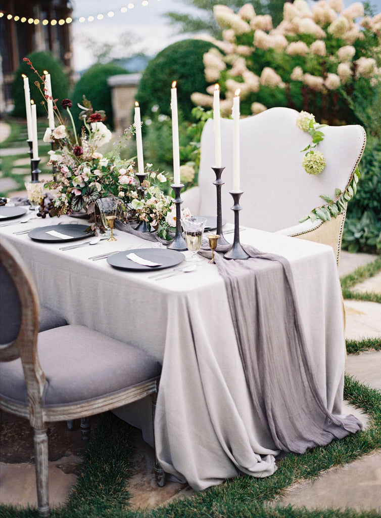 MAGNOLIA ROUGE / Elegant Table Inspiration