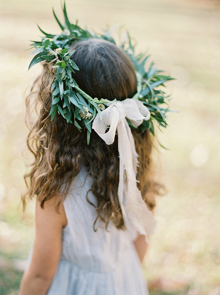 ONCE WED // Adorable Flower Girl Fashion Inspiration