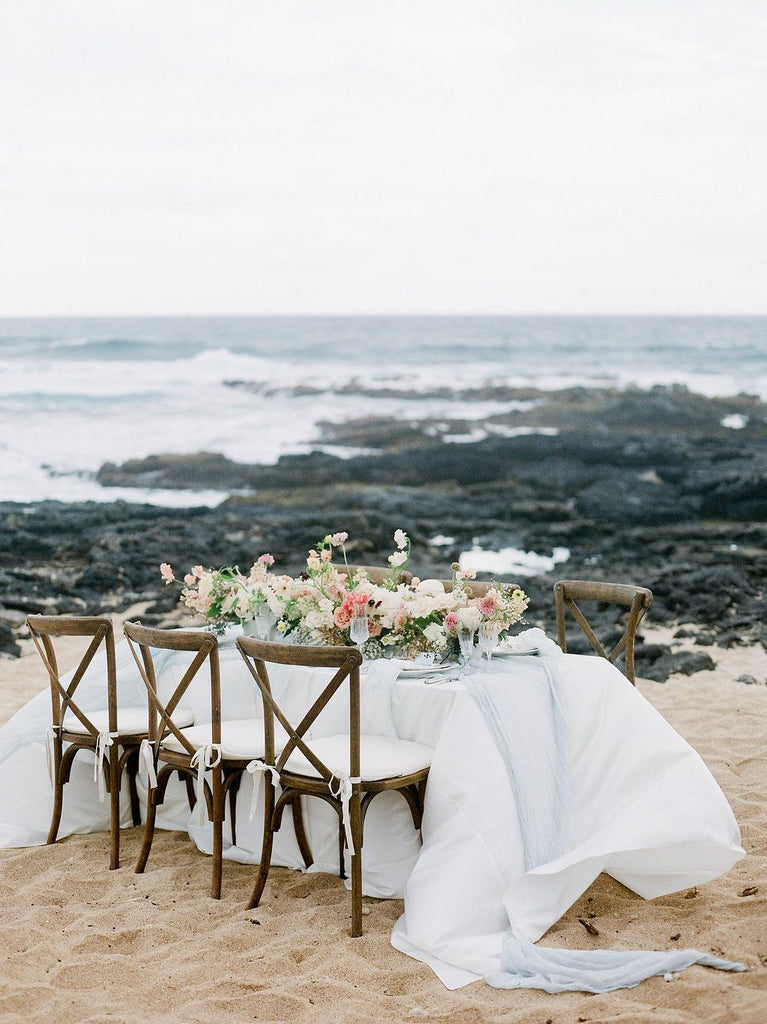 WEDDING SPARROW / Coastal Elopement