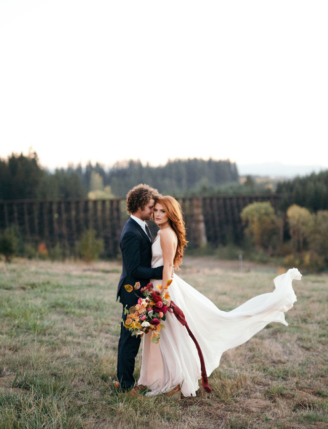 GREEN WEDDING SHOES / AUDREY + JEREMY ROLOFF ANNIVERSARY PHOTOS