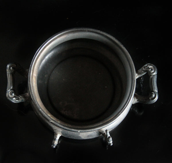 WR Quadruple Silver Plated Bowl