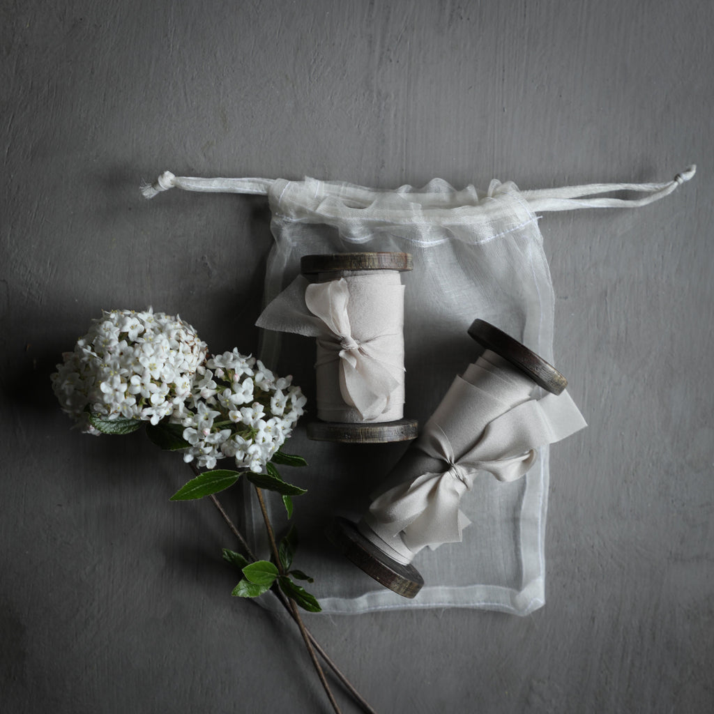 Bridal Bouquet {Dove Sheer + Dove Gray}