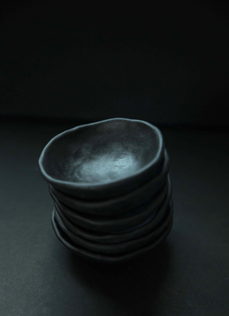 Ceramic Styling Dish {Matte Black}