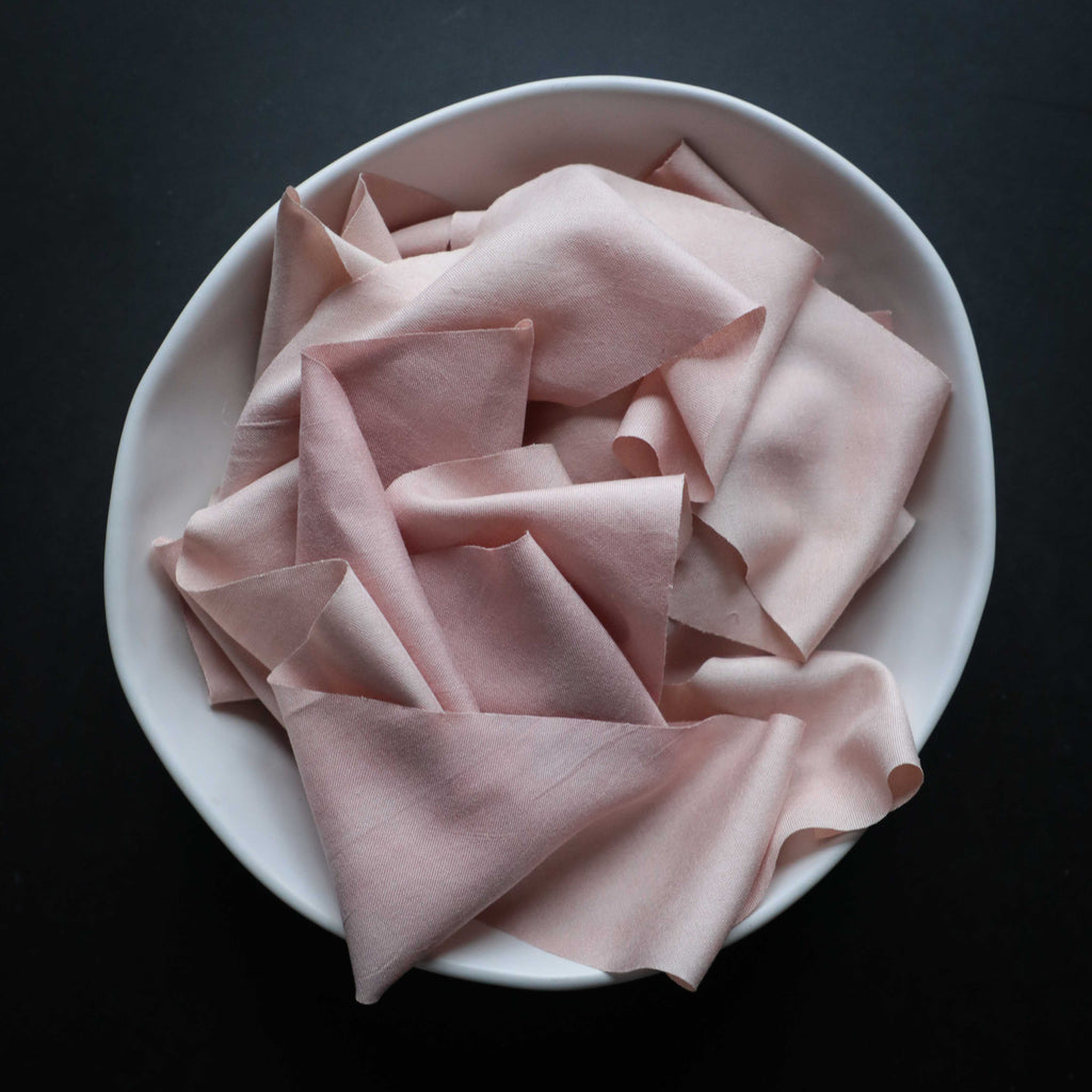 Carnation Pink {Eri Silk}