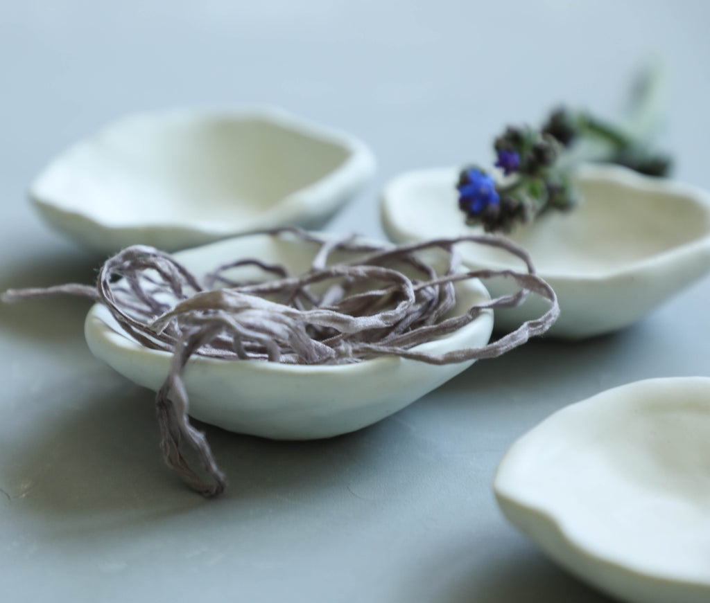 "Handmade Ceramic ""pinch pot"" Dish"