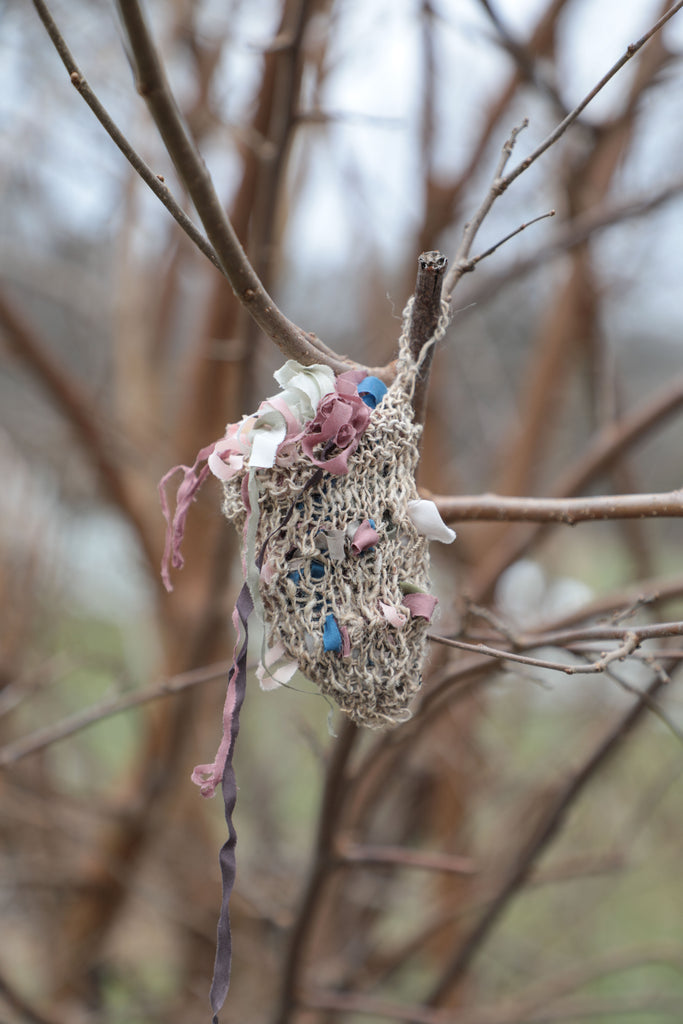 Knit Nettle Nest