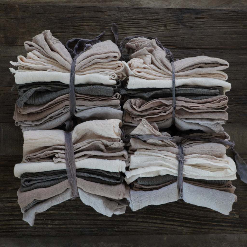 Napkin Bundles {Seconds}