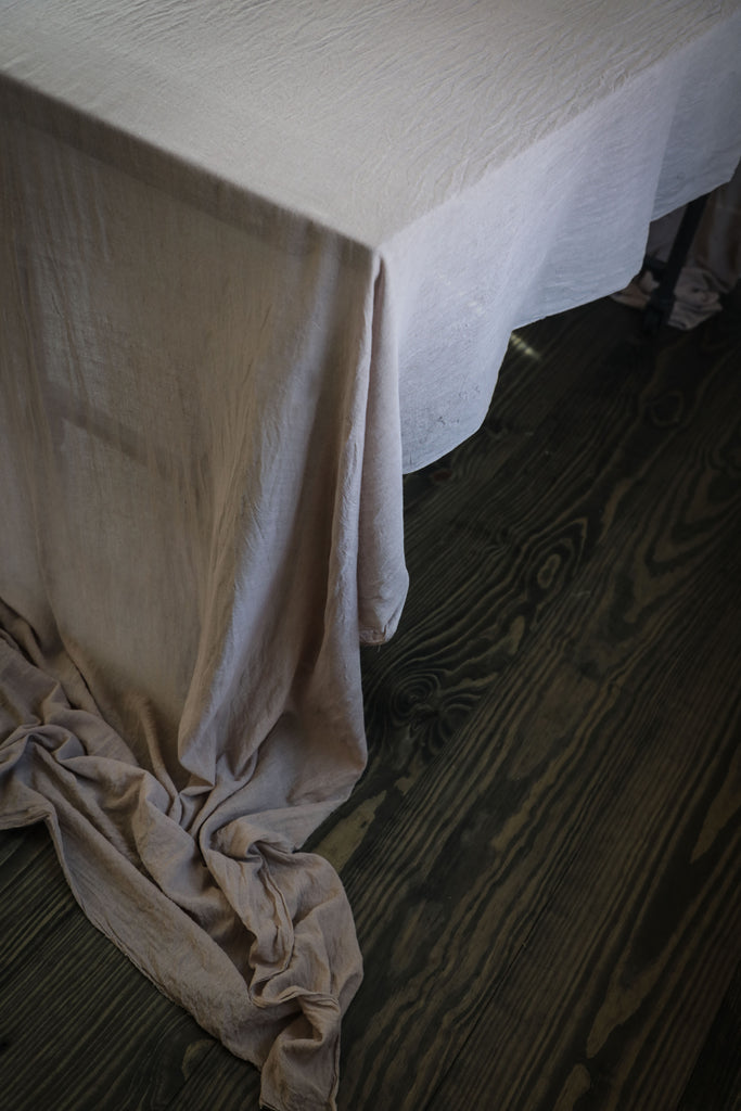 Rosewood {Tight Weave Table Cover}