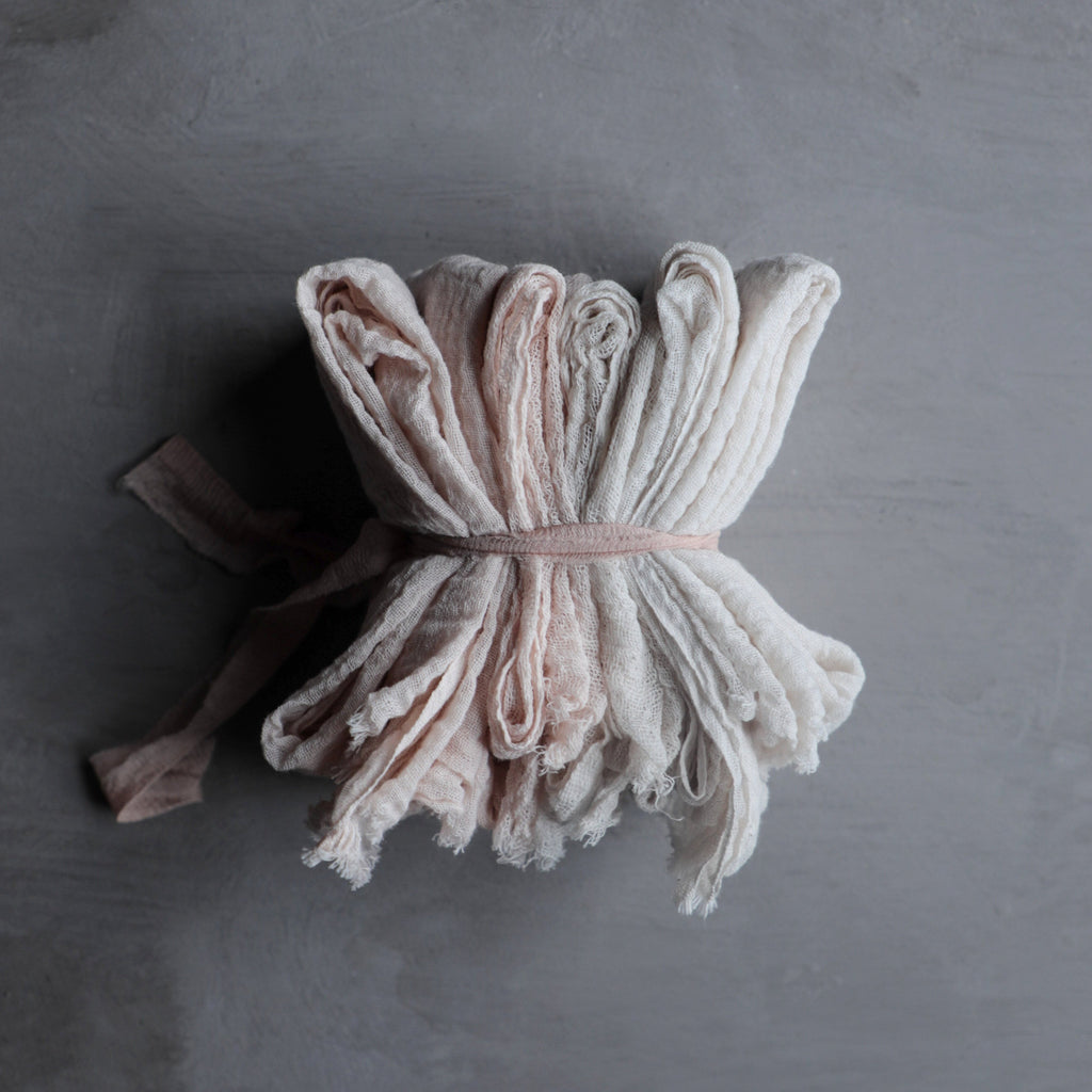 Sample Bundle {Antique White + Blush}