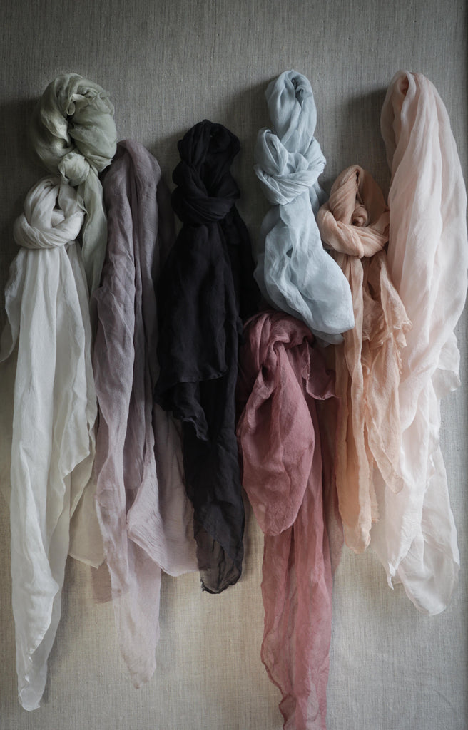 Sheer Silk Collection {updated}