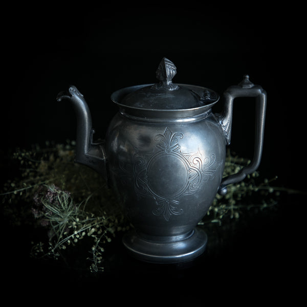 Antique Victorian Style Tea Pot