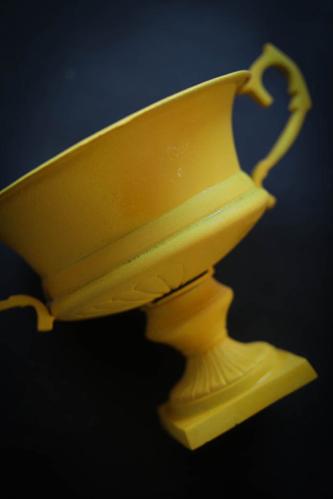 TULIPINA / Styling Prop {Yellow Compote}