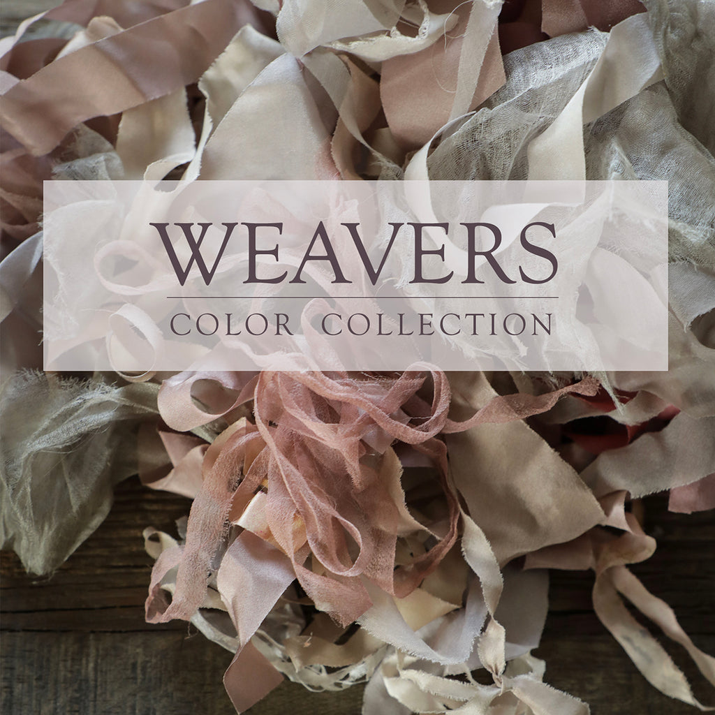 ARTIST WEAVERS RIBBON {Color Collections}