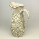 Pitcher Tall - Clear Nouveau (pt20c-1)
