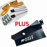 Nissan Patrol 4.2D & 4.8P COMBO DEAL - Bash Plate & Tow Points