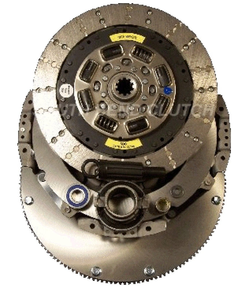 "South Bend Clutch 13125-FEK 550hp/1100tq with 13"" Flywheel fits 1988-2004 5 & 6 Speed NON ETH"