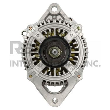 Remy International 13387 Premium Remanufactured Alternator 136A
